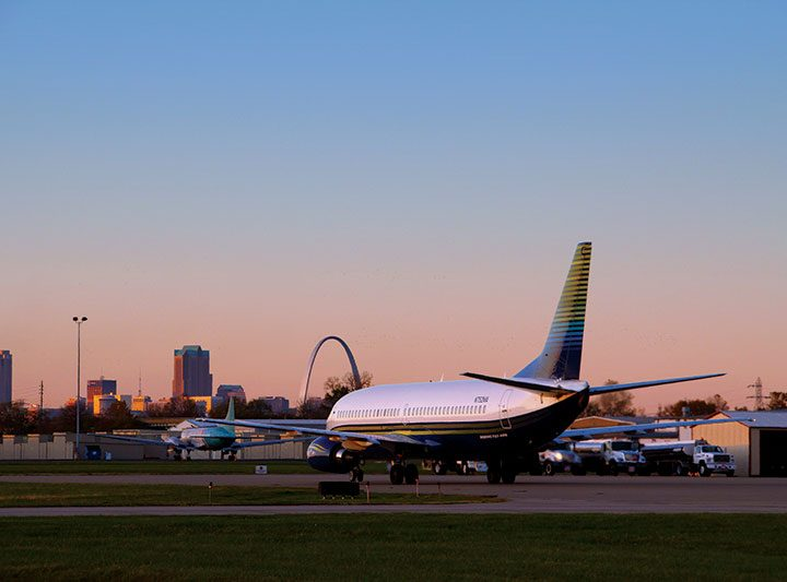 St. Louis Downtown Airport Hosts Emergency Training Exercise November 19