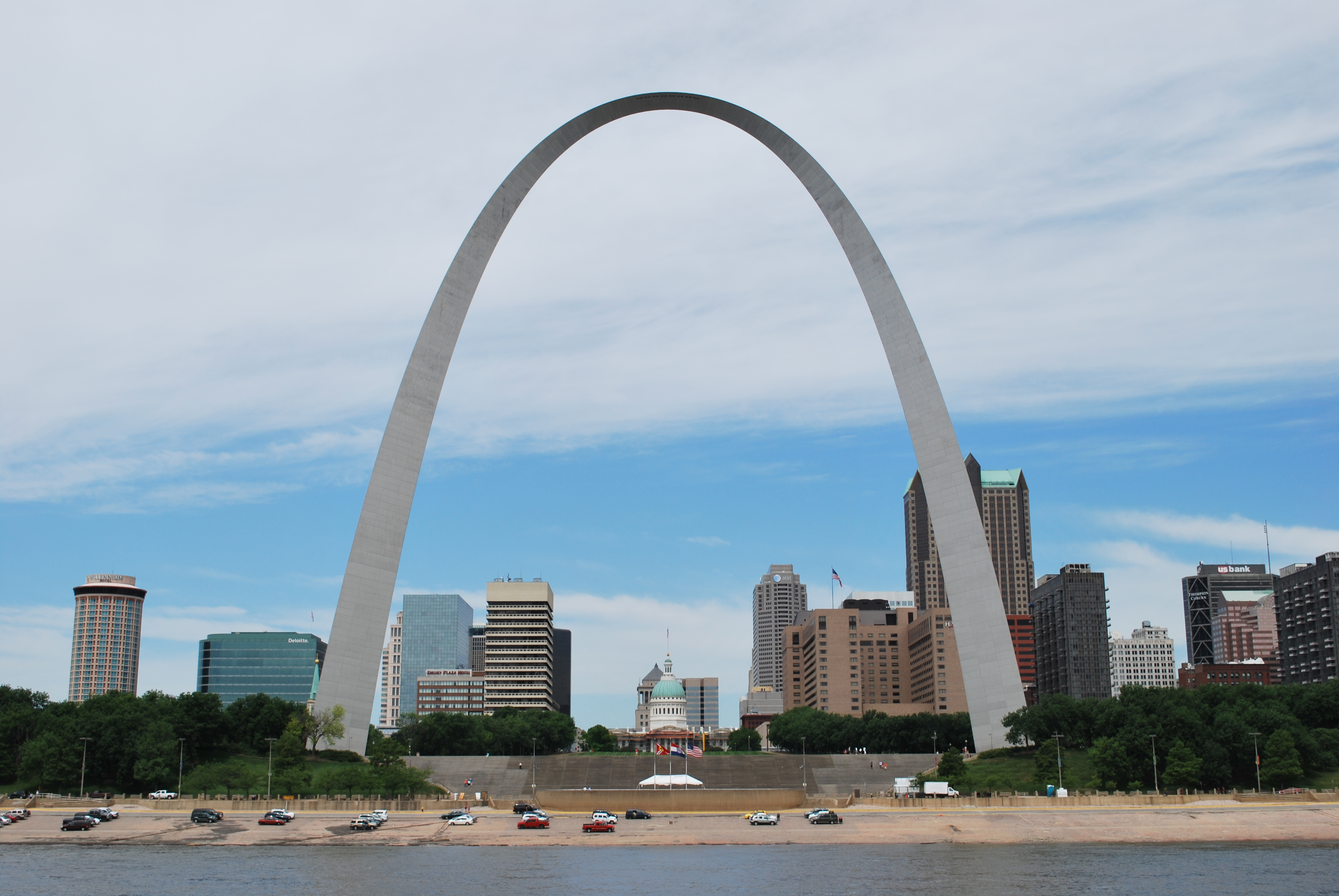 Tram Rides Resume at the Gateway Arch BSD