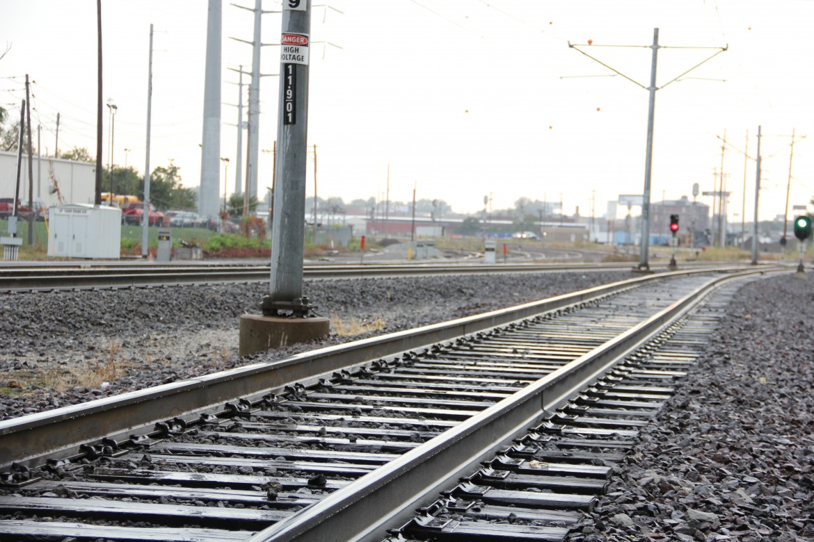 Metrolink Completes First Phase Of Wood Rail Tie Replacement Bsd