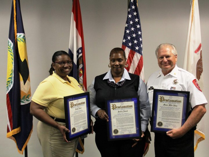 Metro Employees Receive Special Recognition