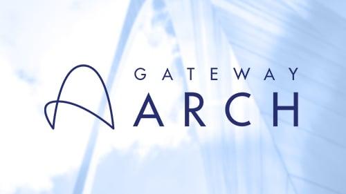 Gateway Arch logo header