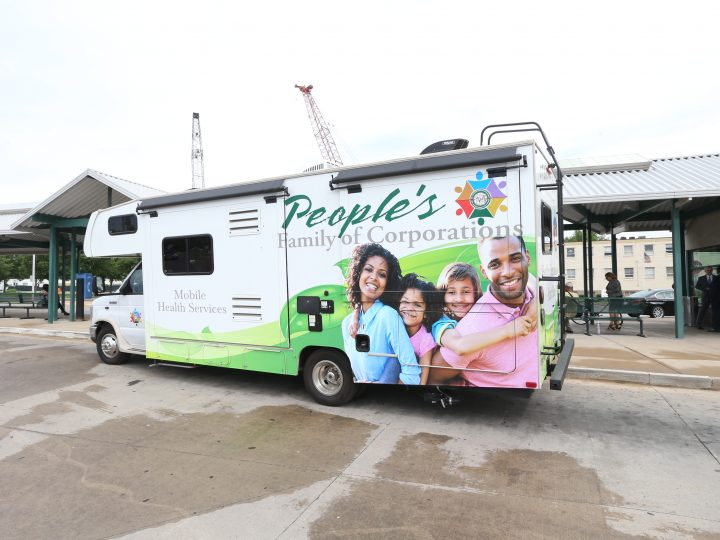 New Mobile Health Screening Van to Start Serving Metro Transit Locations in City of St. Louis on June 5