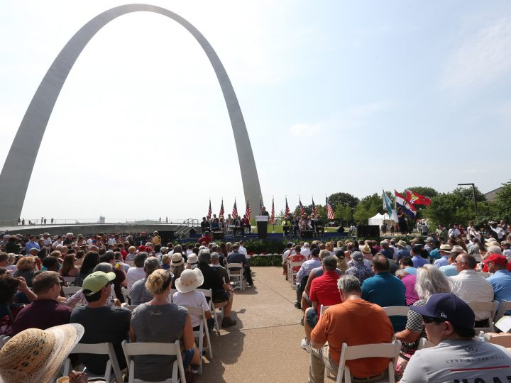Museum at the Gateway Arch Opens at Gateway Arch National Park