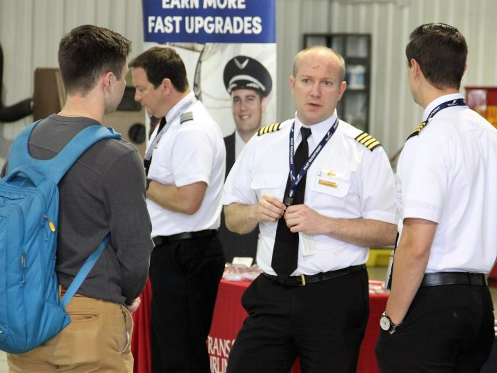 Saint Louis University Hosts Inaugural Fly-In Job Fair