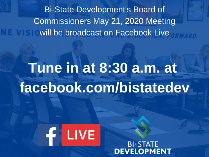 Bi-State Development to Host Virtual Committee Meeting on May 21