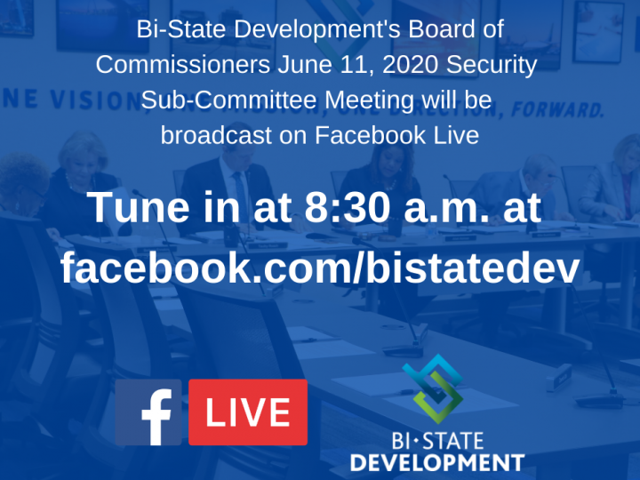 Bi-State Development to Host Virtual Committee Meeting on June 11