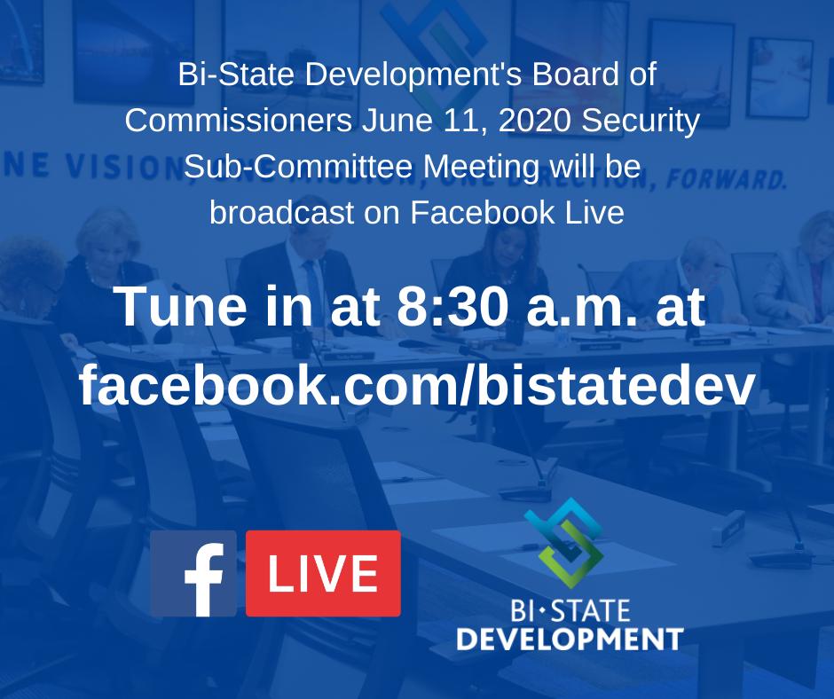 Watch meeting on Facebook.com/bistatedev