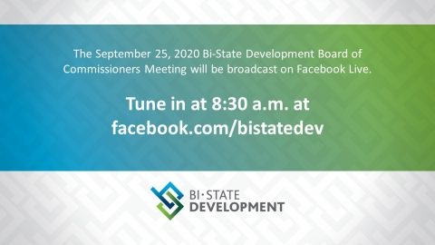 9-25-2020 Board Meeting will be broadcast on Facebook Live