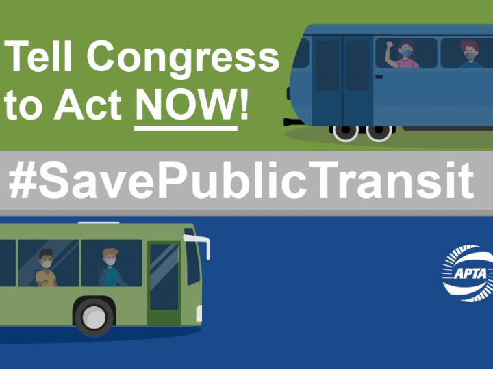 Metro Transit Joins Public Transit Systems around the Nation in Urging Congress to Save Public Transit