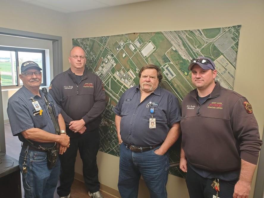 St. Louis Downtown Airport Maintenance Team