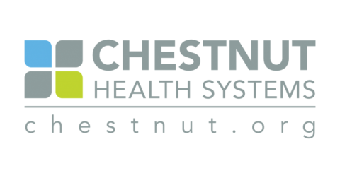 Chestnut Health logo on white background